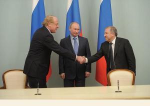 Scaroni Putin Rosneft