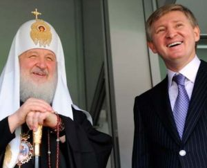 Akhmetov e Kirill