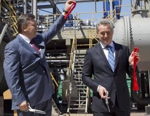 Firtash e Yanukovich