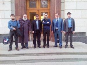 Incontro Dugin Pushilin 23 aprile 2014 postato da Matiushin