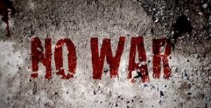 no war?