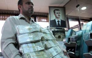 assad money