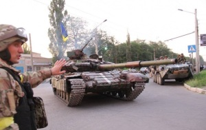 forze ucraine