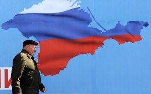 UKRAINE-RUSSIA-CRIMEA-UNREST-POLITICS-REFERENDUM