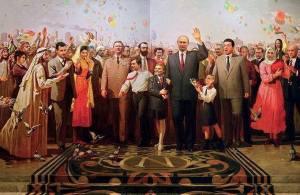 Putin Stalin