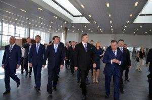 yanukovich poroshenko aeroporto donetsk