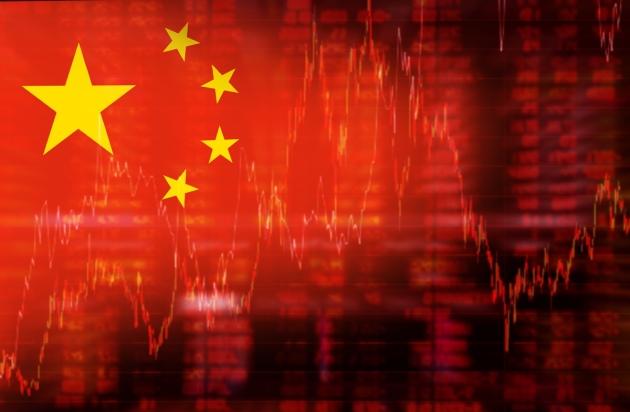 china bubble commodities