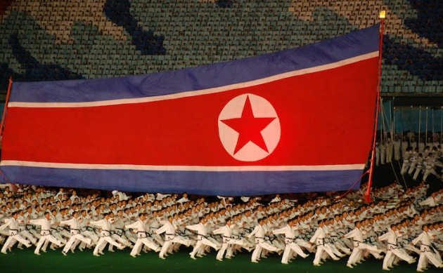 nk big flag